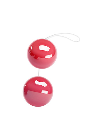 Palline Geisha Twins Ball Rosa