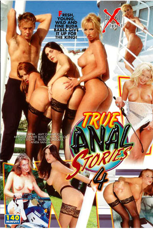 Rocco True Anal Stories 4