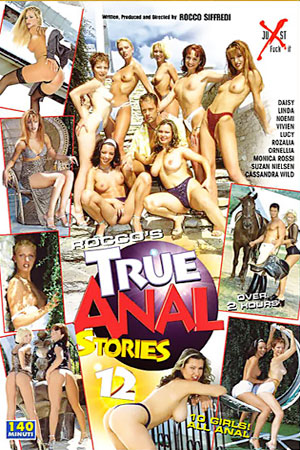 Rocco`s True Anal Stories 12