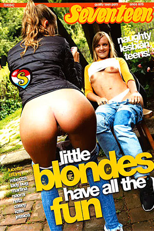 Little Blondes Have All the Fun
