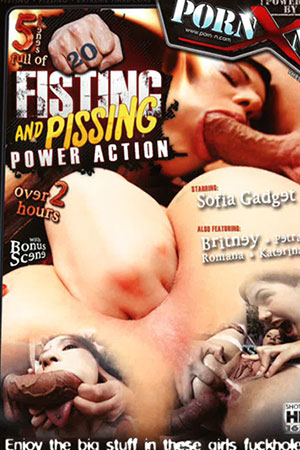 Fisting and Pissing Power Action 20