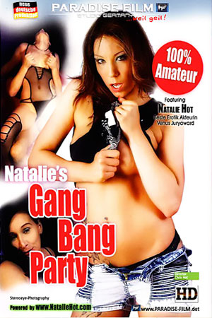 Natalies Gang Bang Party