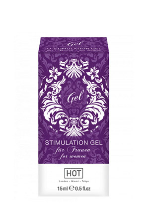 Stimolante Sessuale HOT O-Stimulation Gel Donna  15ml