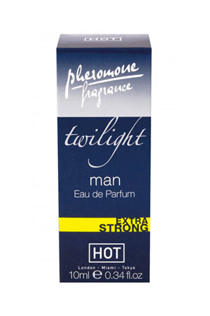 Profumo Afrodisiaco Hot Twilight Man ai Feromoni 10ml