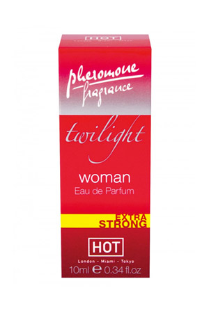 Profumo Afrodisiaco Hot Twilight Woman ai Feromoni 10ml