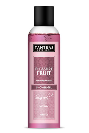 Sapone Afrodisiaco Tantras Pleasure Fruit 150ml