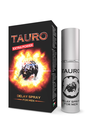 Spray Ritardante Tauro Extra Power 5ml