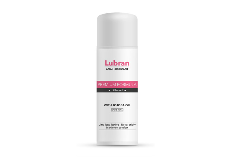 Lubrificante Anale Lubran Oil 100ml