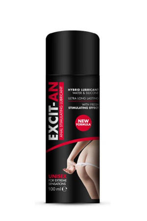 Lubrificante Anale Stimolante in Crema Excit-An 75ml